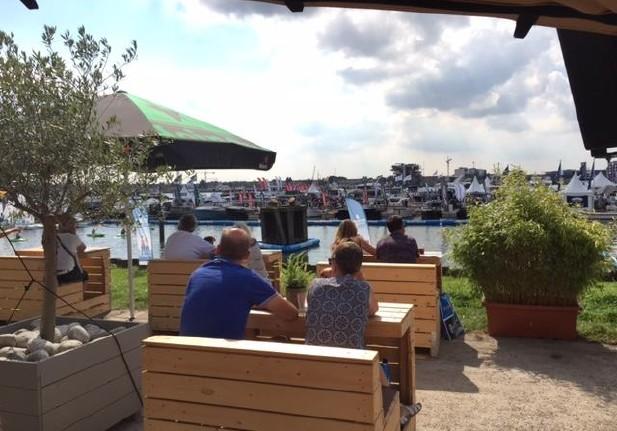 Hiswa te water Amsterdam Marina 2017